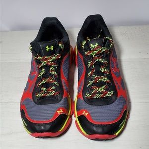 UNDER ARMOUR YOUTH BGS MICRO G PLUSE -1243869-002